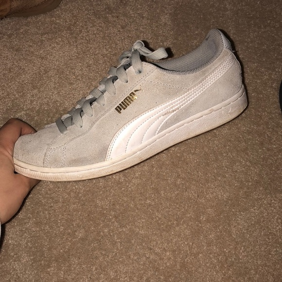 puma suede gray Online Shopping for